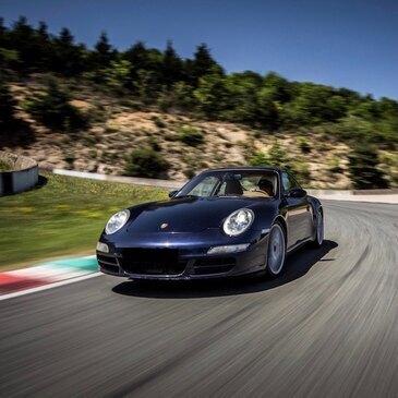 Stage de Pilotage en Porsche 911 - Circuit de Ladoux