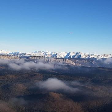 Drôme (26) Rhône-Alpes - Sport Aérien