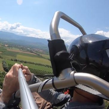 Baptême et Initiation au Paramoteur à Romans-Sur-Isère en région Rhône-Alpes