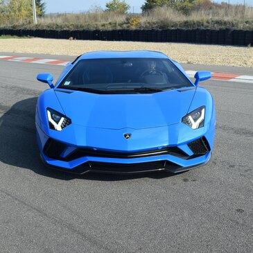 Stage en Lamborghini Aventador S - Circuit de Lédenon