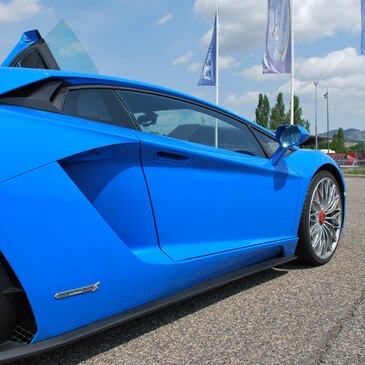 Circuit de Lédenon, Gard (30) - Stage de pilotage Lamborghini