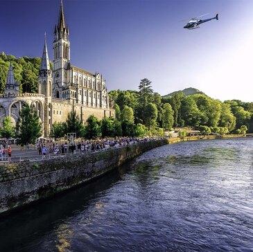 Vol Privatif en Hélicoptère - Survol de Lourdes