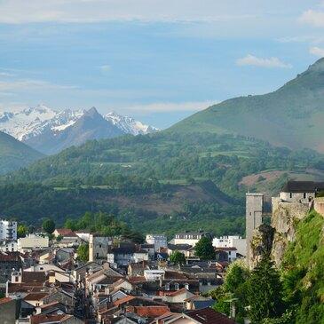 Base aérienne de Préchac, à 15 min de Lourdes, Pyrénées atlantiques (64) - Baptême de l'air hélicoptère