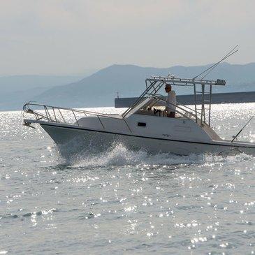 Permis bateau, département Landes