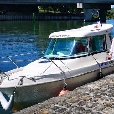 Permis bateau, département Essonne