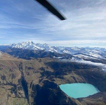 Saut en parachute, département Genève