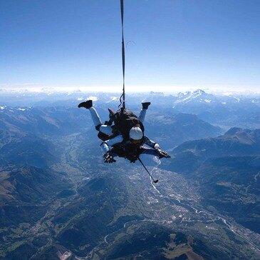 Sport Aérien en région Suisse