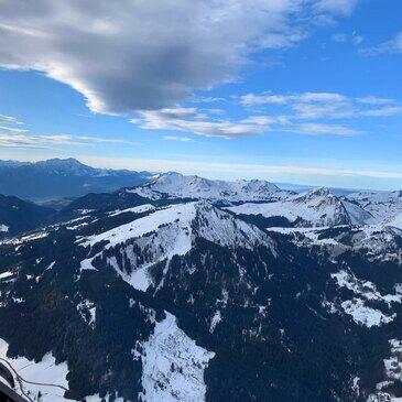 Réserver Saut en parachute en Suisse
