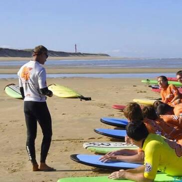 Surf et Sport de Glisse en région Poitou-Charentes