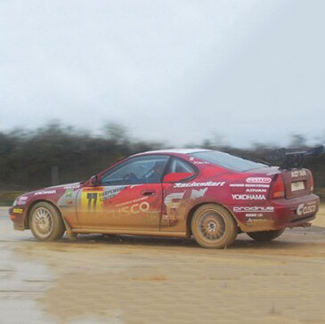 Offrir Stage de Pilotage Rallye département Deux sèvres