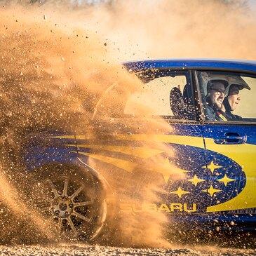 Stage de Pilotage Rallye en région Poitou-Charentes