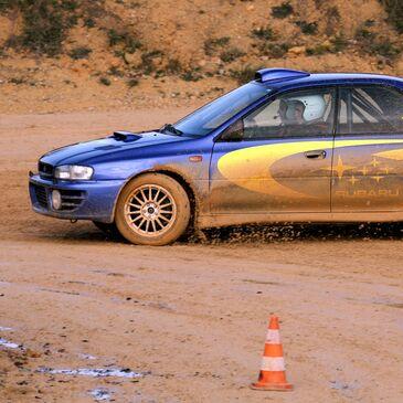 Réserver Stage de Pilotage Rallye en Poitou-Charentes