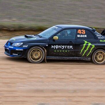 Coaching Rallye en Subaru près de Niort
