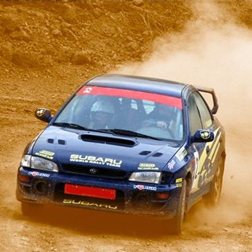 Stage de Pilotage Rallye en Subaru près de Niort