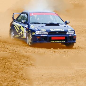 Stage de Pilotage Rallye, département Deux sèvres