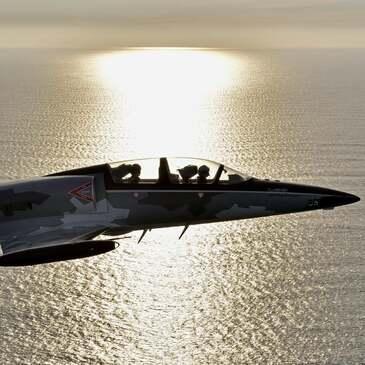 Offrir Vol avion de chasse en Languedoc-Roussillon