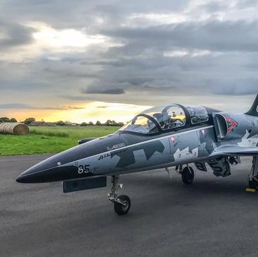 Vol avion de chasse en région Languedoc-Roussillon