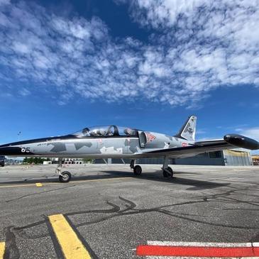 Vol avion de chasse proche Aéroport de Rouen