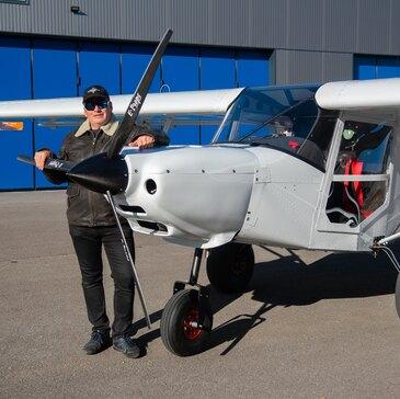 Pilotage ULM, département Alpes de Haute Provence