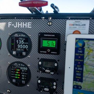 Aérodrome de Sisteron, Alpes de Haute Provence (04) - Pilotage ULM