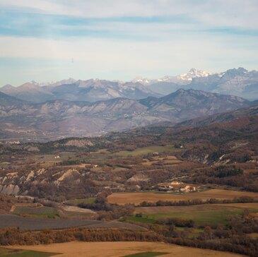 Pilotage ULM proche Aérodrome de Sisteron