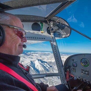 Réserver Pilotage ULM département Alpes de Haute Provence