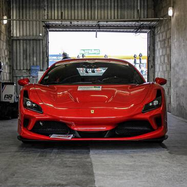 Stage de pilotage Ferrari, département Ain