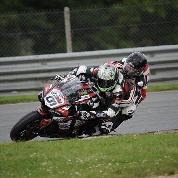 Baptême Moto sur Circuit, département Gironde