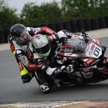 Réserver Baptême Moto sur Circuit en Aquitaine