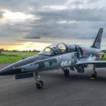 Vol avion de chasse, département Haute Garonne