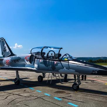 Initiation au Pilotage d'Avion de Chasse près de Toulouse