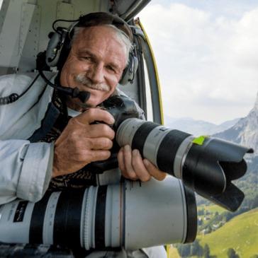 Masterclass Photographie par Yann Arthus-Bertrand