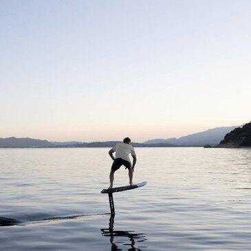Initiation au Surf Electrique à Hyères - Presqu'île de Giens
