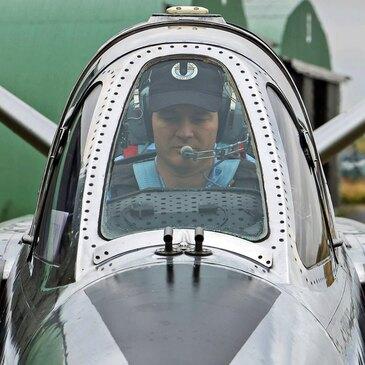 Offrir Vol avion de chasse département Oise