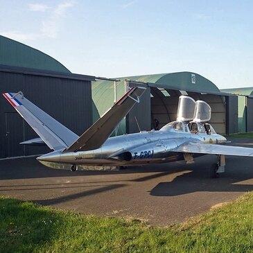 Vol avion de chasse proche Aéroport de Beauvais
