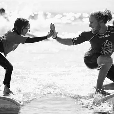 Initiation au Surf à Boulogne-sur-Mer