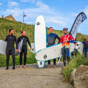 Boulogne-sur-Mer, Pas de calais (62) - Surf et Sport de Glisse