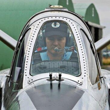 Offrir Vol avion de chasse département Somme