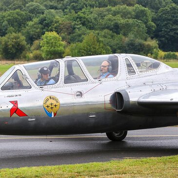 Offrir Vol avion de chasse en Picardie