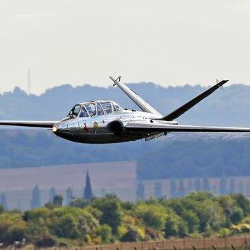 Réserver Vol avion de chasse département Somme