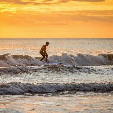 Initiation au Surf à Wimereux