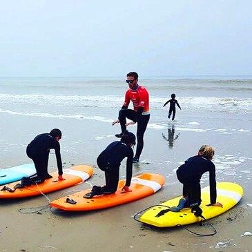 Surf et Sport de Glisse en région Nord-Pas-de-Calais