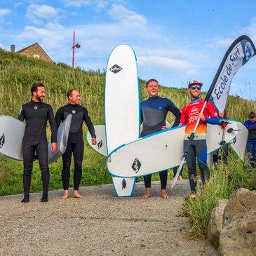 Wimereux, à 15 min de Boulogne-sur-Mer, Pas de calais (62) - Surf et Sport de Glisse