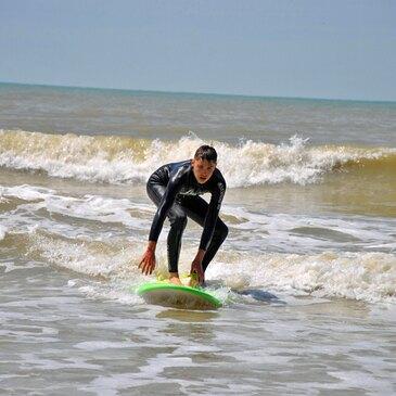 Initiation au Surf à Wissant