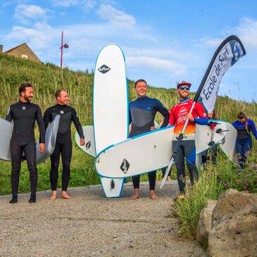 Wissant, à 20 min de Calais, Pas de calais (62) - Surf et Sport de Glisse