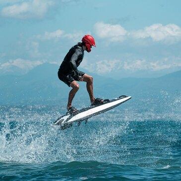 Initiation au Surf Electrique à Antibes
