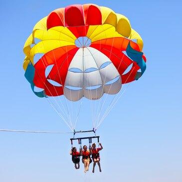 Parachute Ascensionnel à Port Barcarès