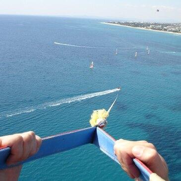 Parachute Ascensionnel proche Port Barcarès