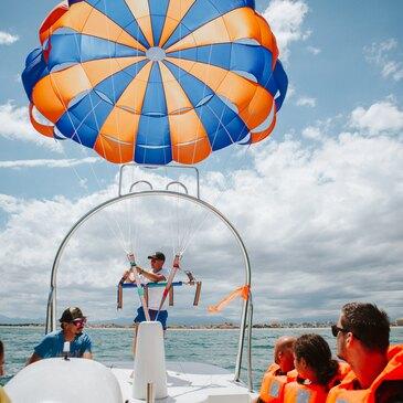 Réserver Parachute Ascensionnel département Pyrénées orientales