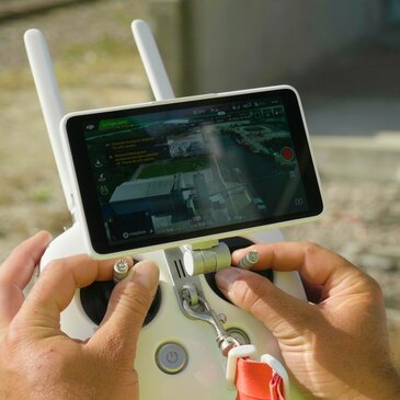Pilotage de Drone, département Côte d'or